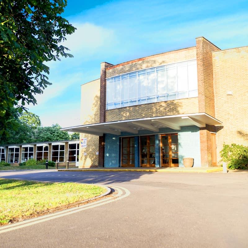 Exterior photo of Impington Village College