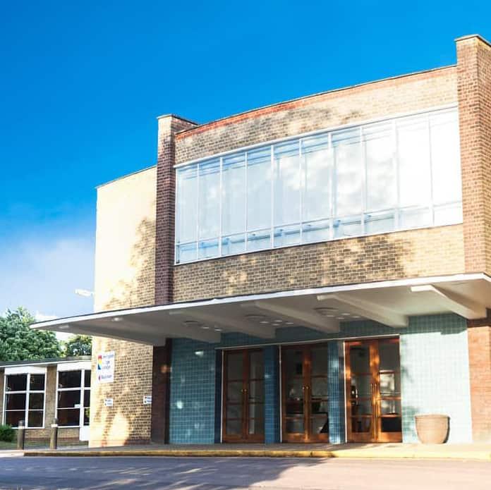 IVC college exterior