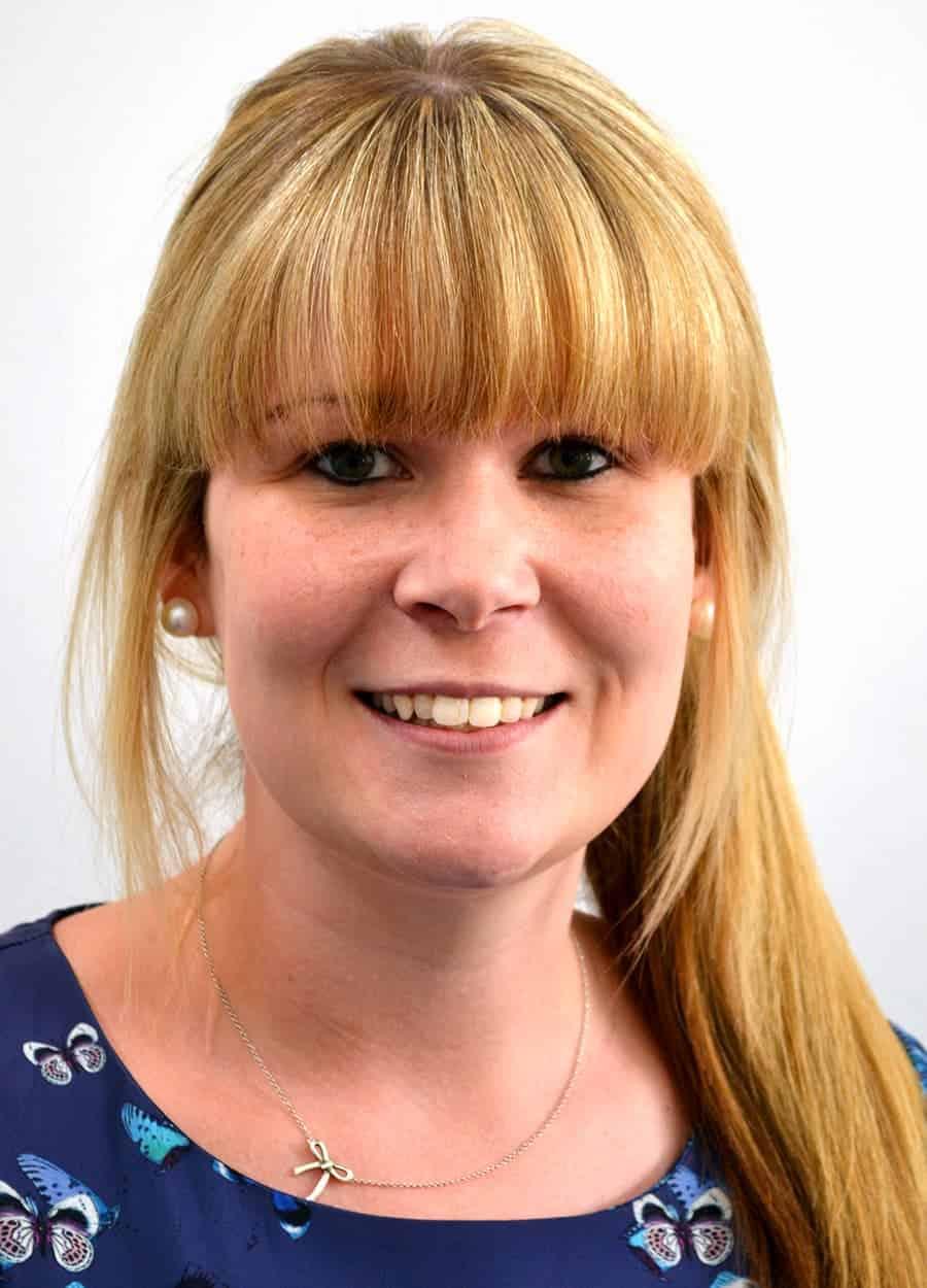 Victoria Hearn, College Principal